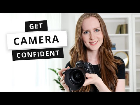 How to be CONFIDENT on CAMERA: Tips for talking to a camera as a small YouTuber
