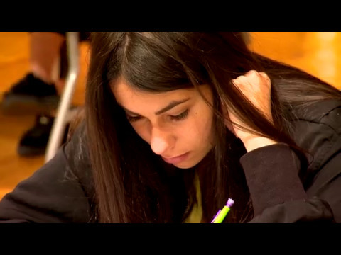 Monegasque Language Competition written tests