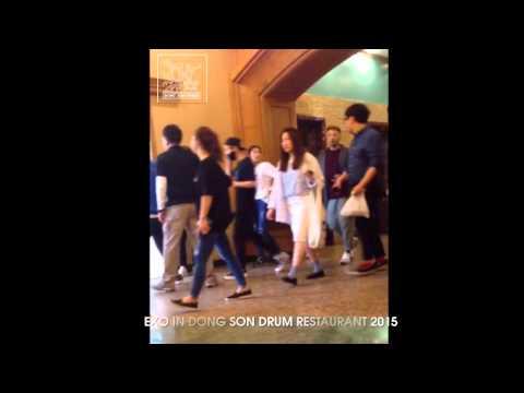 EXO in Dong Son Drum Restaurant
