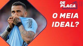 Rodada com estreia de Dani Alves e derrota do PSG  De Placa (19/08/2019)