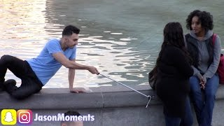 Video SHOULDER TAPPING PRANK!!! (Jason Moments) MP3, 3GP, MP4, WEBM, AVI, FLV Agustus 2018