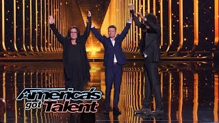Mat Franco: Card Trick - America's Got Talent 2014 Finale
