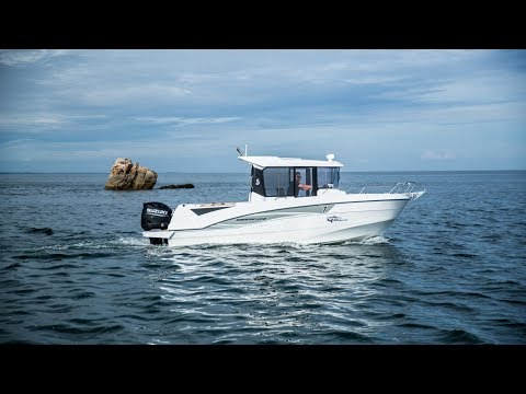 Beneteau Barracuda 7video
