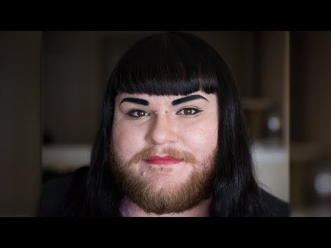 Bearded Woman Proves Hairy Isn't Scary | SHAKE MY BEAUTY