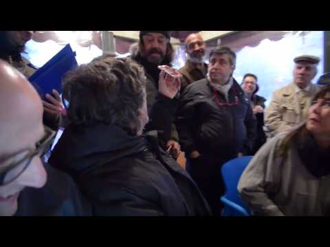 Video #FuoriProgrammaLiveforWeb Backstage 20 Novembre 2014