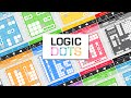 Logic Dots iPhone iPad Trailer