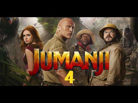 Jumanji 4 Official Trailer Reverse the cruise