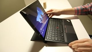 Lenovo's ThinkPad X1 Tablet finally gives a hybrid a keyboard it deserves