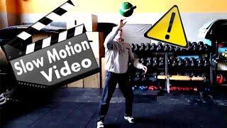 Летающая гиря 24 кг! The Slow Mo / SLOW MOTION Ultimate Kettlebell