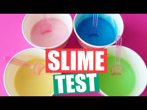 Best Lotion Slime Test! Which Lotion is Best to Make Slime? Easy DIY Slime by Bum Bum Surprise Toys