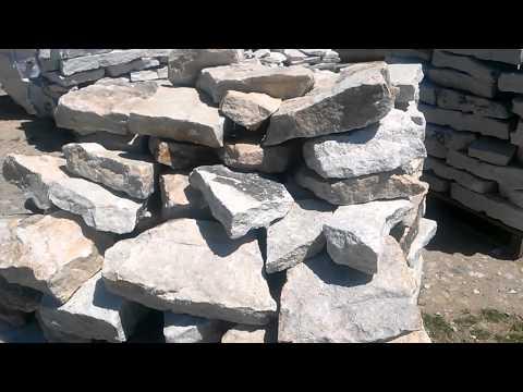 Faber Willem. Piedras y Lajas en Villa Gesell