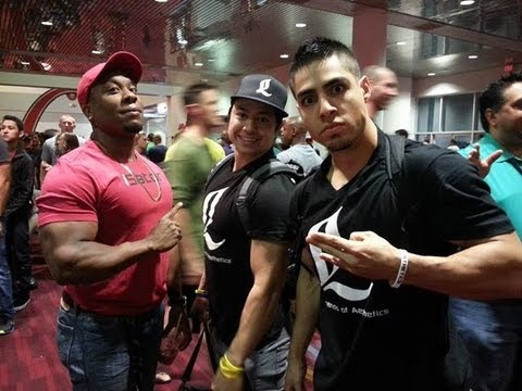 day2 - Had a great time ran into alot of fellow youtubers too. Follow me on Instagram @BeastmodeJones ---GET 5% off my recommended supplements (Code: POG)--- http:/...