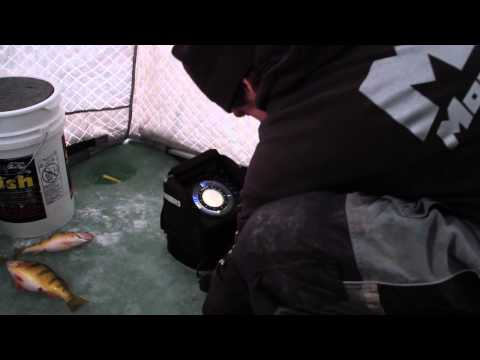 Run2Gun TV Episode 10 Post Season Ice Fishing