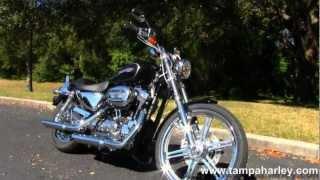 7. Used 2010 Harley-Davidson Sportster 1200 Custom XL1200C