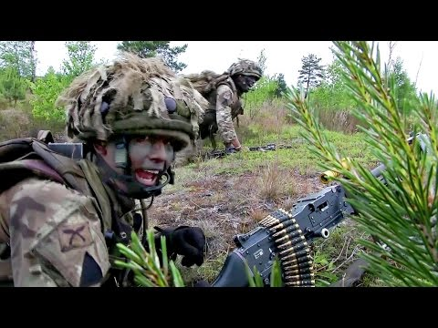 World's Most Feared Soldiers: Royal Gurkha Rifles In Training