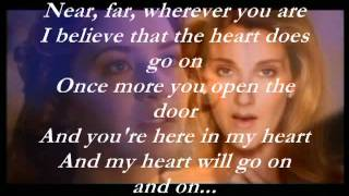 My Heart Will Go On instrumental versão original - YouTube.flv