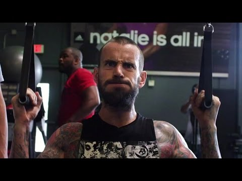 CM Punk trains at EXOS athlete performance - Ultimate Insider