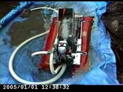NEW- Dry Land Dredge Nozzle- HF250 - YouTube