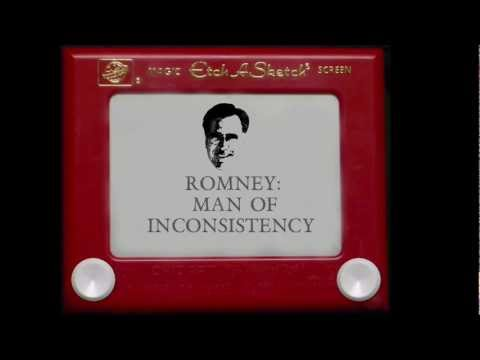 Gingrich jumps on 'Etch-a-Sketch' meme with 'Sketchy Romney' site