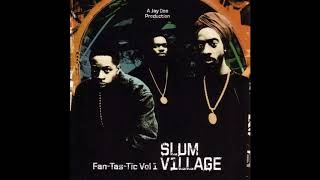 Slum Village - Things U Do (Remix) / Uh-Ah-Wu-Ah