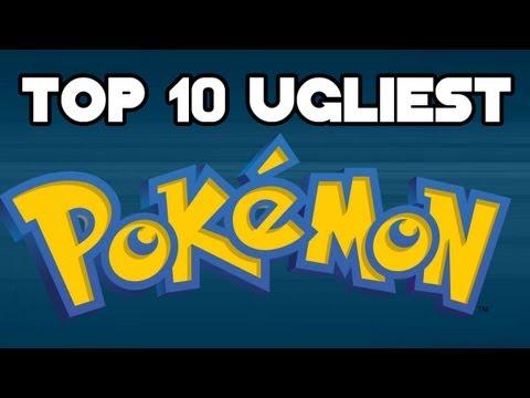 Top 10 Ugliest Pokemon