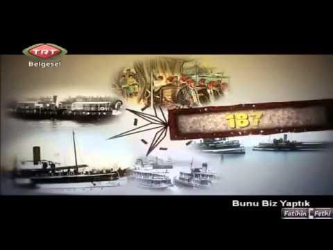 İlk Arabalı Vapuru Osmanlı Yaptı