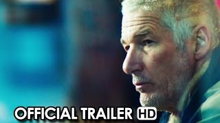 Time Out Of Mind Official Trailer  2015    Richard Gere  Jena Malone Hd