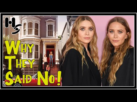 Why the Olsen Twins Aren't on Fuller House - Full House Discussion Video