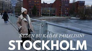 Bu kadar kuzeye ilk defa gidiyorum! Gitmeden pahalı demişlerdi de ne kadar pahalı olabilir diyip inanmamıştım. Stockholm güzel şehirsin, hoş şehirsin de bu nasıl fiyatlar :D Her hafta yeni video, yeni keşifler. Kaçırmamak için abone olmayı unutmayın! hızlıca abone olmak için :  https://goo.gl/q3ImMGVideo hakkında önerilerinizi & yorumlarınızı bekler ve beğendiyseniz arkadaşlarınızla paylaşmanızı rica eder, gözlerinizden öperim :)☆ http://instagram.com/hazzist☆ https://www.pinterest.com/hazzistProjeler için: hazzist@gmail.com MüzikValesco- Cloud 9 ( Channel: Trap Nation )Tyler Touche- Act of God ( Channel : Majestic Casual )Potter Robinson- Lionheart Dennis Lloyd- Nevermind  Ekipman Kamera : Sony Alpha 6000 Edit : imovie