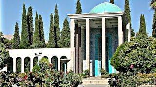60. Hazrat Sheikh Saadi Shirazi (R. A.) , Shiraz, Iran.
