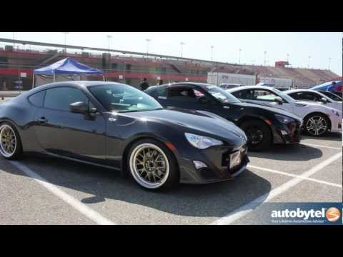 86FEST Import Car Show at Fontana Auto Club Speedway