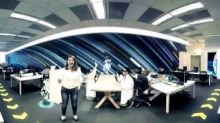 """GROUPM MADE THIS """"MIXED REALITY RECRUITING VIDEO"""" AND IT'S BEWITCHING"""