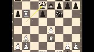 Bobby Fischer vs James Sherwin 1957 US Chess Championship