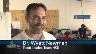 DARPA Robotics Challenge (DRC) Trial - Team HKU