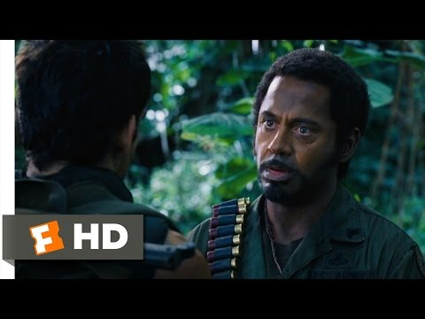 movieclips - Tropic Thunder Movie Clip - watch all clips http://j.mp/z8iy2p click to subscribe http://j.mp/sNDUs5 Kirk (Robert Downey Jr.) discusses acting with Tugg (Ben...