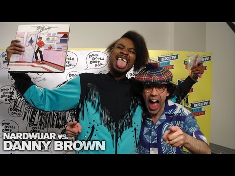 Video: Nardwuar vs. Danny Brown