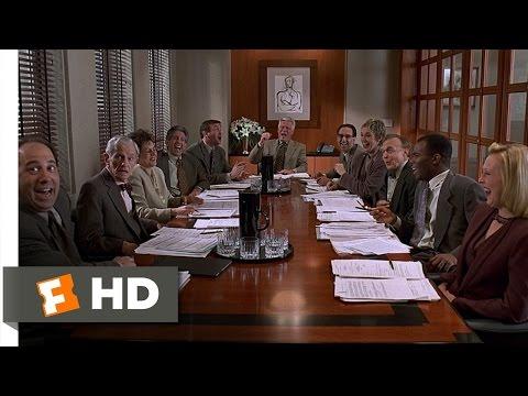 Liar Liar (7/9) Movie CLIP - Roasting the Committee (1997) HD