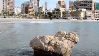 Finestrat Spain  City pictures : Cala de Finestrat, Spain