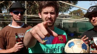 Completely Ordinary Trick Shots And Stunts!