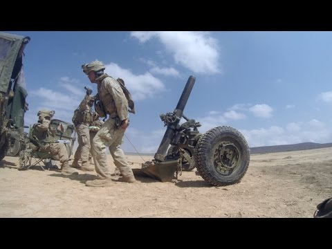 The 24th Marine Expeditionary Unit conducted training in East Africa.