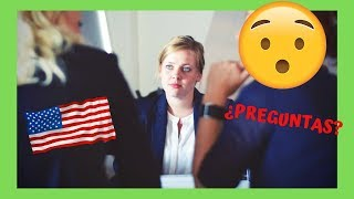 Video FREQUENTLY ASKED QUESTIONS for AMERICAN VISA 2019 | B1 B2 | USA MP3, 3GP, MP4, WEBM, AVI, FLV September 2019