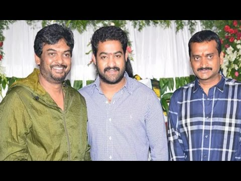 Jr NTR and Puri Jagannadh Movie Opening Photos