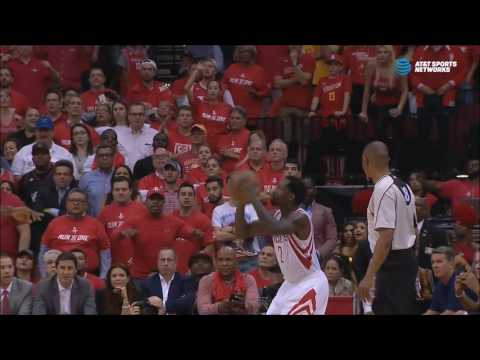 Patrick Beverley hits clutch three in Game 2 against Thunder