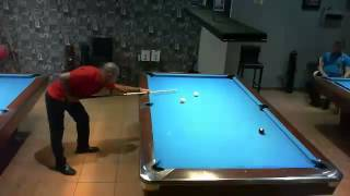 CYPRUS 9BALL OPEN VOL II FINAL GAME 05/10/2014
