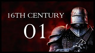 16th Century Warband Mod Gameplay Let's Play Part 1 (NO CENSORING! HISTORICAL MOD SPECIAL FEATURE) - Byron ...