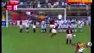 No primeiro jogo, o vasquinho venceu por 2 a 1 o MENGÃO, mas no segundo jogo até aos 42 min do segundo tempo o...