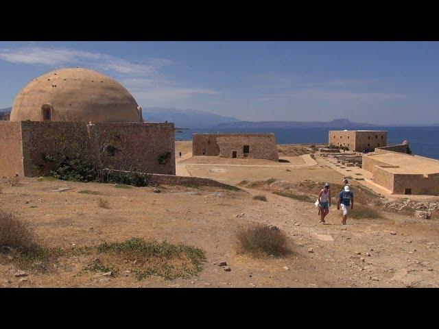 Fortezza, Venetian Fortress – Rethymnon