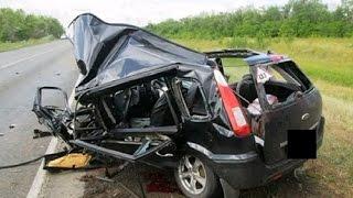 Жёсткие аварии Июля 2015