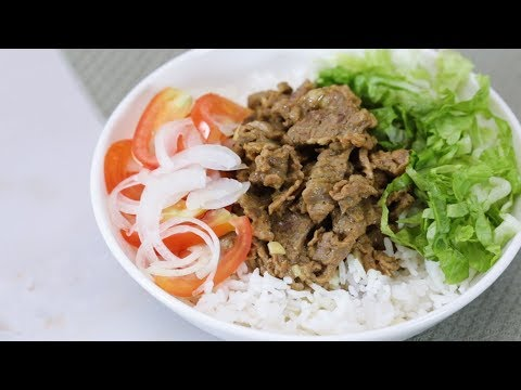 Beef Shawarma Rice Recipe | Yummy Ph
