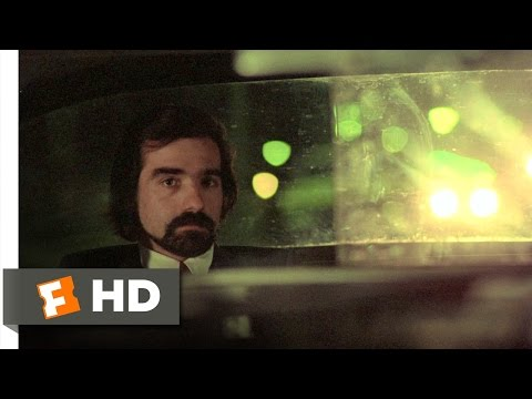 Taxi Driver (4/8) Movie CLIP - A Sick Passenger (Martin Scorsese Cameo) (1976) HD